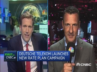 Opportunities for US growth: Deutsche Telekom