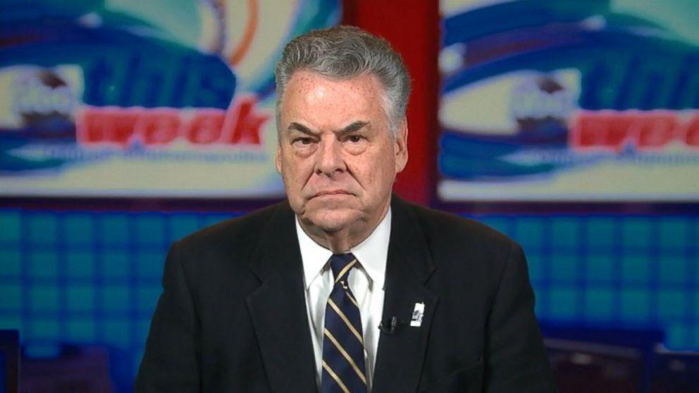 Republicans Blocking DHS Funding Are 'Delusional,' Rep. Peter King Says