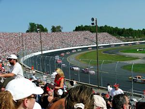 NASCAR Camping World RV Sales 301 Schedule for July 14, 2013