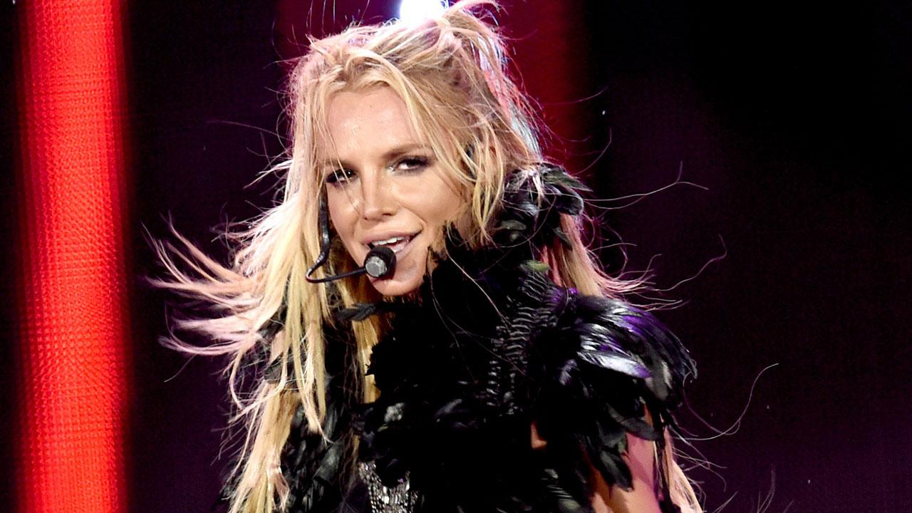 Britney Spears Shows Off Toned Body in Skimpy New Outfit For Her Vegas Show
