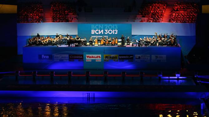 Opening Ceremony - 15th FINA World Championships