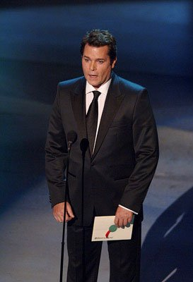 Ray Liotta Emmy Awards - 9/18/2005