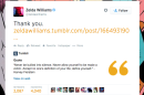 Robin Williams' daughter returns to Twitter after suffering threats and abuse
