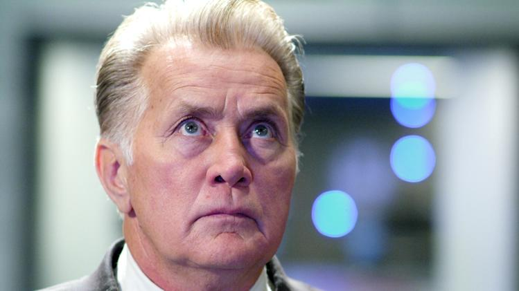 Martin Sheen Echelon Conspiracy Production Stills After Dark 2009