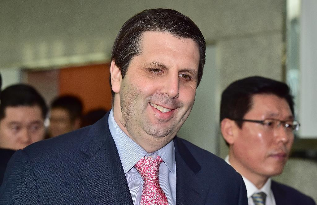 S. Korea indicts US envoy attacker for attempted murder