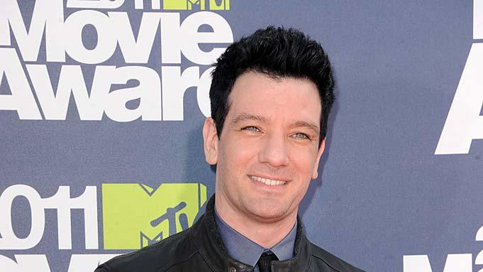 JC Chasez MTV Movie Awards