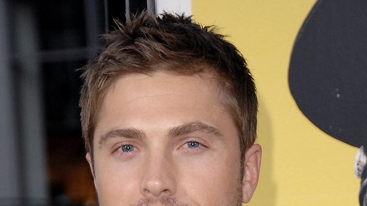 Observe and Report LA premiere 2009 Eric Winter