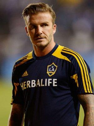 David Beckham Becomes Sky Sports Ambassador