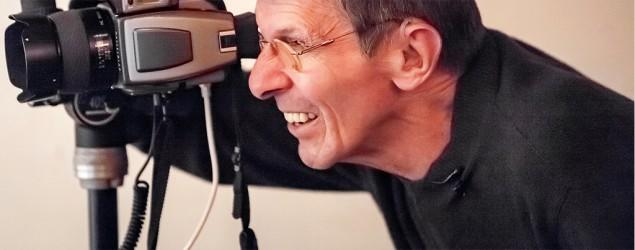 Nimoy's photography and the controversy it caused