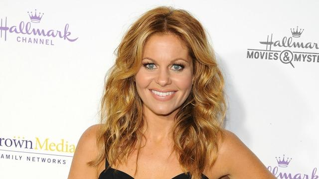 Candace Cameron Bure Celebrates 'New Beginnings' With New 'View' Co-Hosts!