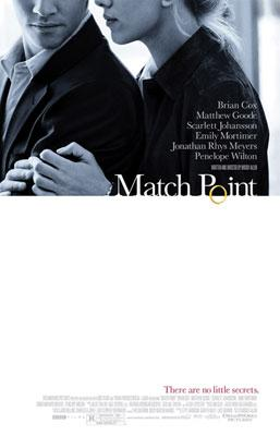 Jonathan Rhys-Meyers and Scarlett Johansson star in DreamWorks Pictures' Match Point