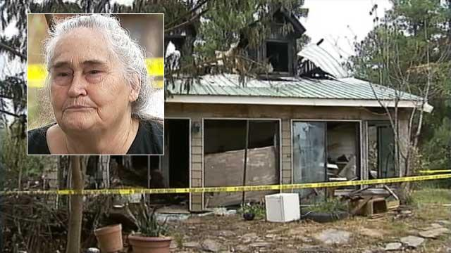 Georgia Woman's Home Burns on Jinxed Birthday