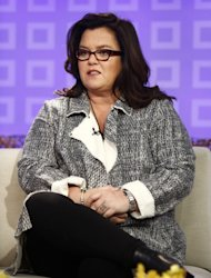Rosie O'Donnell appears on NBC's  'Today' show in New York City on April 26, 2012  -- Getty Images