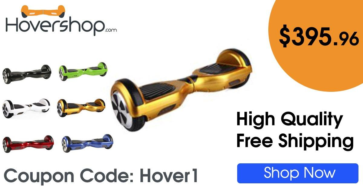 Hoverboard Cyber Monday Sale $395.96