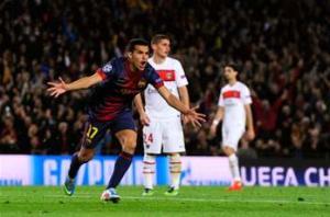 Barcelona 1-1 Paris Saint-Germain (Agg 3-3): Barca advances to semifinals on away goals