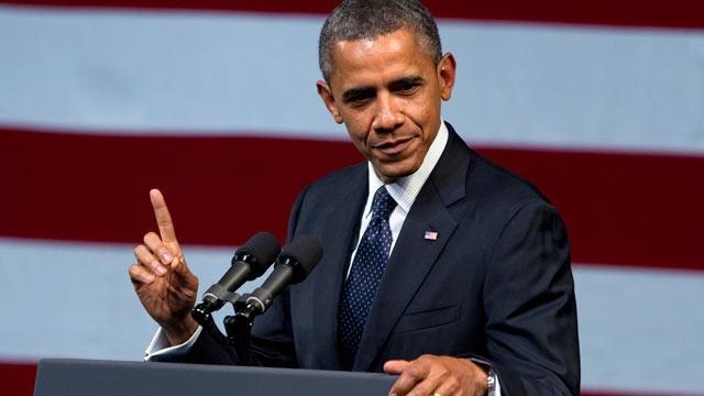 Oops, President Obama Decries Economic Policies of 'George Romney'