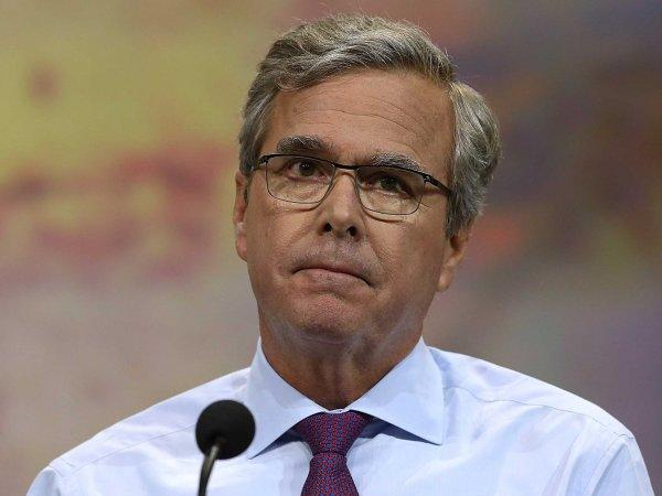 A local Republican leader says Jeb Bush could have a problem in New Hampshire