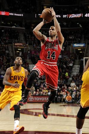 Deng a non-factor as Bulls beat Cavaliers
