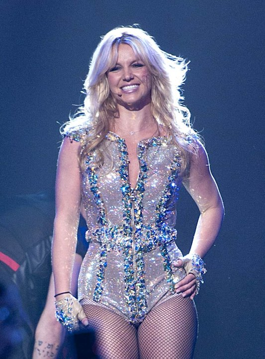 Britney Spears SF Concert