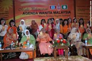 Pakatan targets rural women in march to Putrajaya