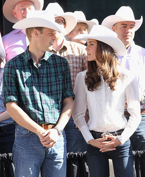 The Duke & The Duchess of Cambridge