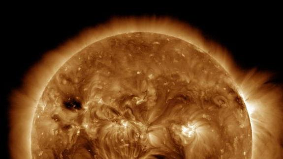 NASA Telescope Reveals 'Magnetic Braids' in Sun's Atmosphere