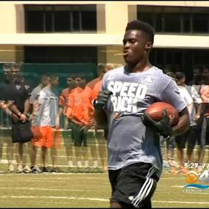 Hurricanes Pro Day Showcases Several Future NFL Draft Picks