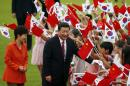 China leader snubs North Korea in visit to Seoul