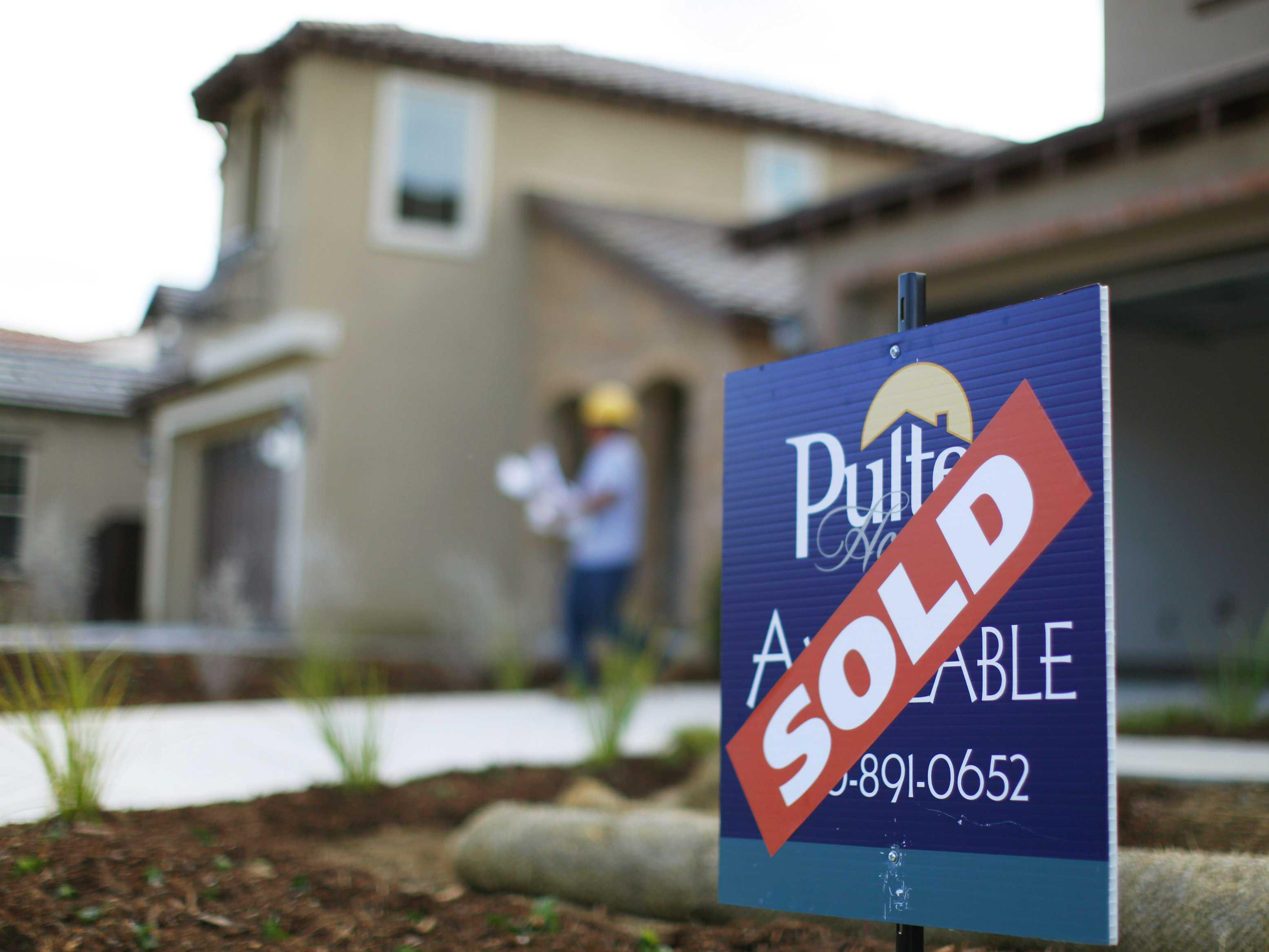 New home sales spike in April