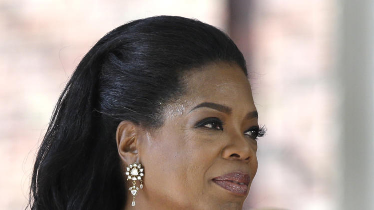 Winfrey giving $12M to new African-American museum