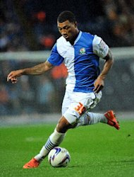Blackburn&#39;s Colin Kazim Richards has laughed off suggestions the club are in crisis