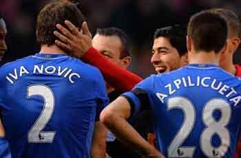 Luis Suarez will not appeal 10-game ban for Ivanovic bite
