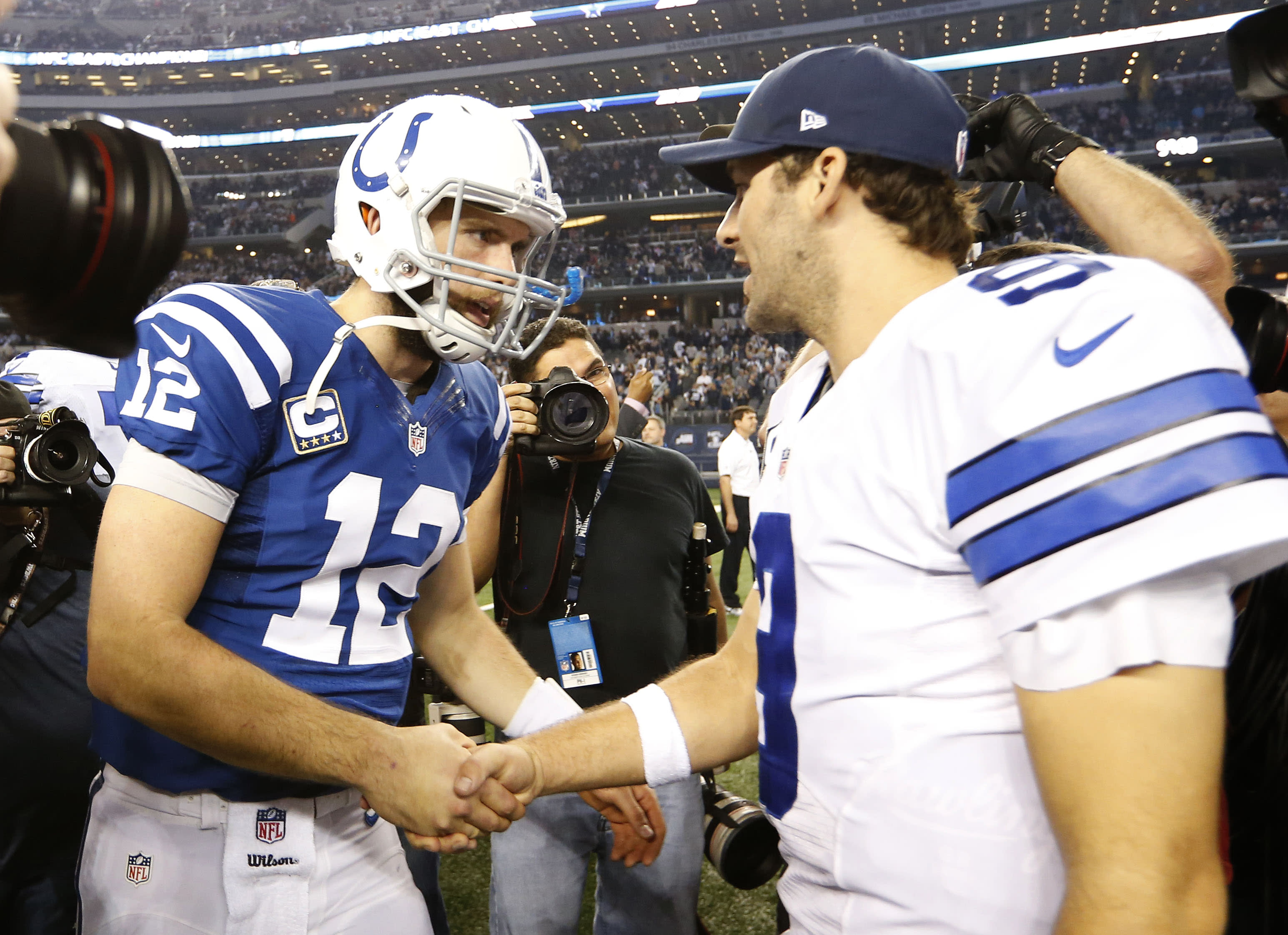 Mostly NFL Notes: Talking Tony Romo and a look around the league in Week 16