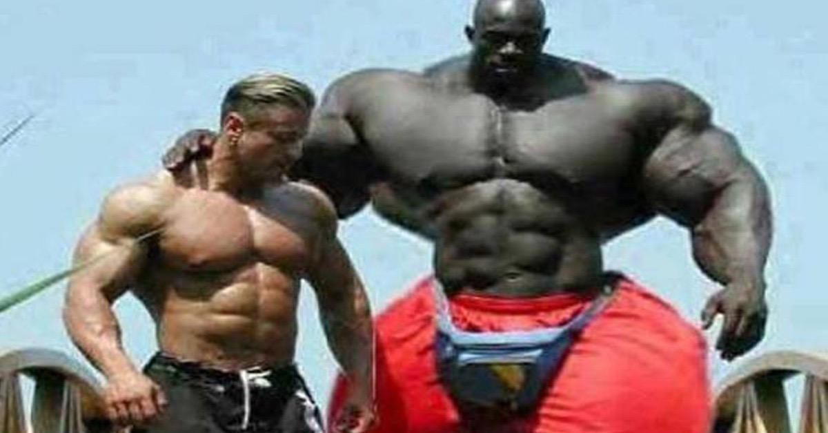 11 Bodybuilders Who Are Real Life Giants!