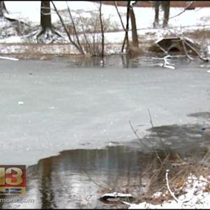 2 Boys Remain Hospitalized After Falling Through Icy Pond