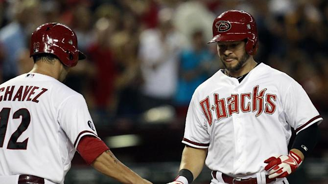 Diamondbacks stop Rays 6-1