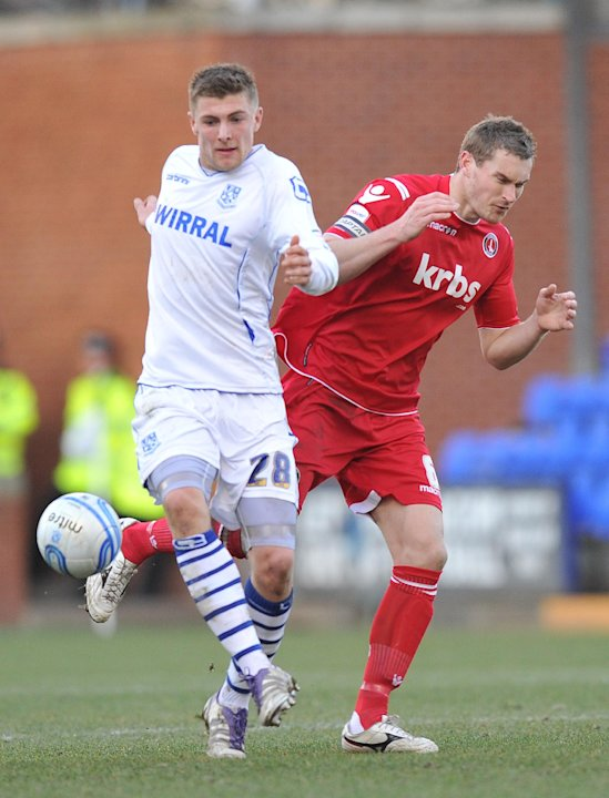 Ryan Brunt, left, has joined Leyton Orient on a six-month loan deal