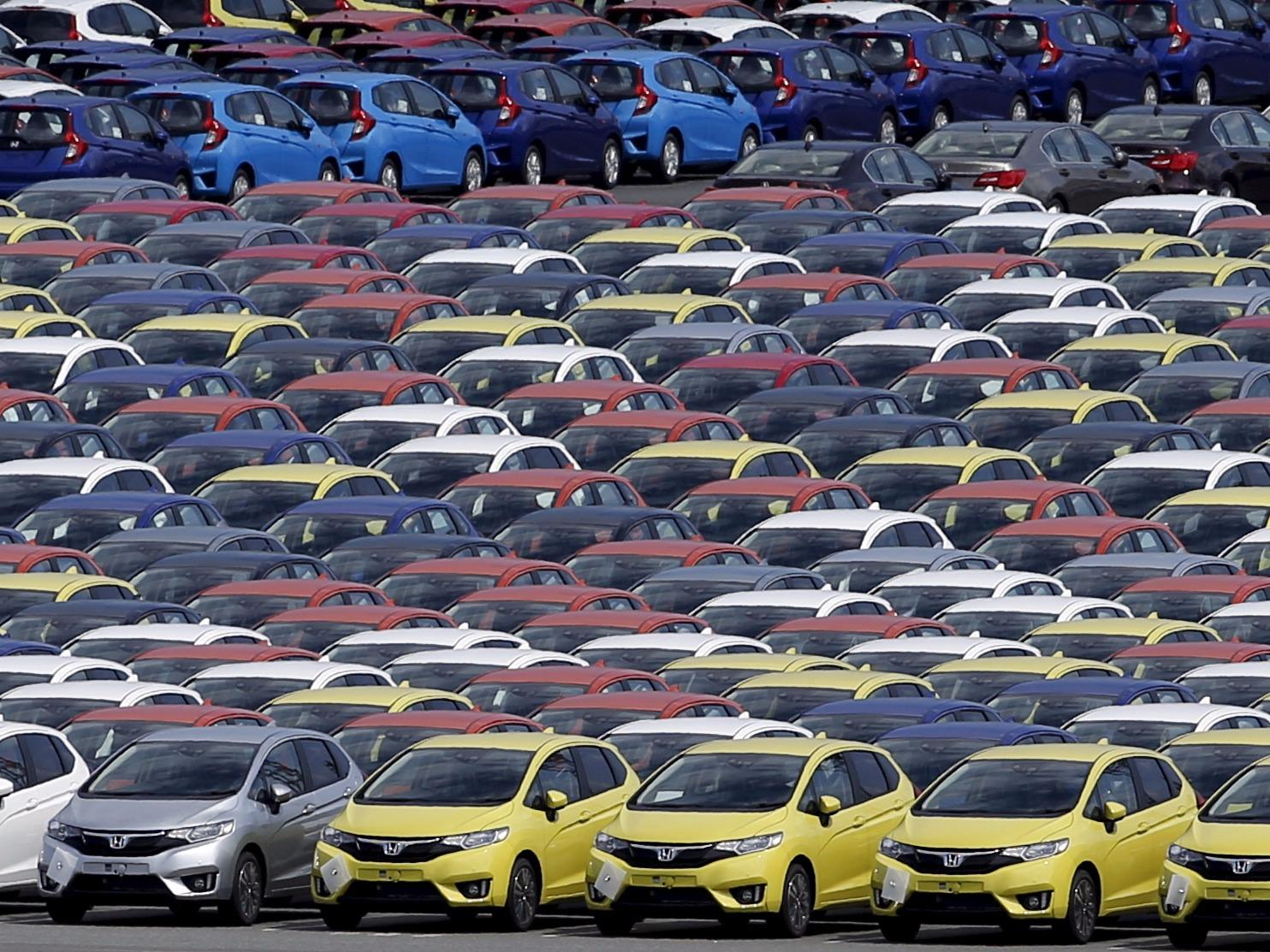US auto sales are crushing expectations across the board