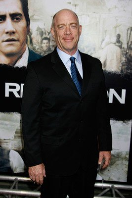 J. K. Simmons at the Los Angeles premiere of New Line Cinema's Rendition