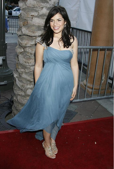 America Ferrera at the 39th Annual NAACP Image Awards.  - February 14, 2008