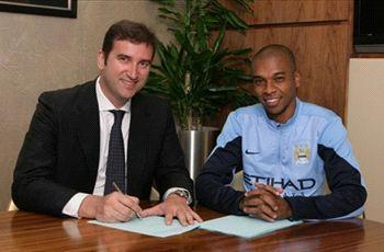 Fernandinho: Manchester City one of the best in the world