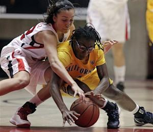 Clerendon leads No. 7 Cal women over Utah 55-50