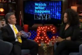 Oprah Winfrey Talks OWN Network, Failure, And Symptoms Of Her Nervous Breakdown