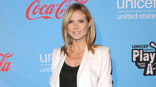 Heidi Klum Files for Divorce