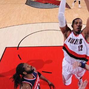 Wizards vs. Trail Blazers