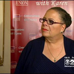 "Karen Lewis ""Seriously Considering"" Mayoral Run"