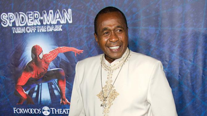 """FILE - In this June 14, 2011 file photo, Ben Vereen arrives at the opening night performance of the Broadway musical """"Spider-Man Turn Off the Dark"""" in New York. Court records show Vereen filed for divorce from his wife of 36 years, Nancy Bruner Vereen, on Sept. 13, 2012. The actor-dancer cited irreconcilable differences for the breakup and his filing indicated the couple separated in March. (AP Photo/Charles Sykes, File)"""