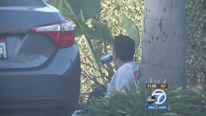 Exclusive: Santa Ana police takes ABC7 on ride-along in alcohol sting