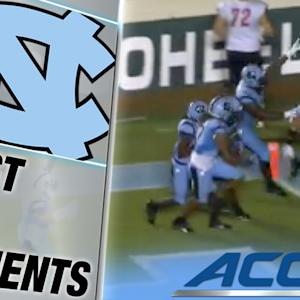 UNC's Jeff Schoettmer's Amazing Pick 6 | ACC Must See Moment