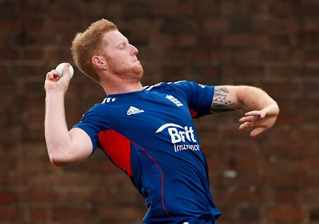Cricket - Ben Stokes File Photo